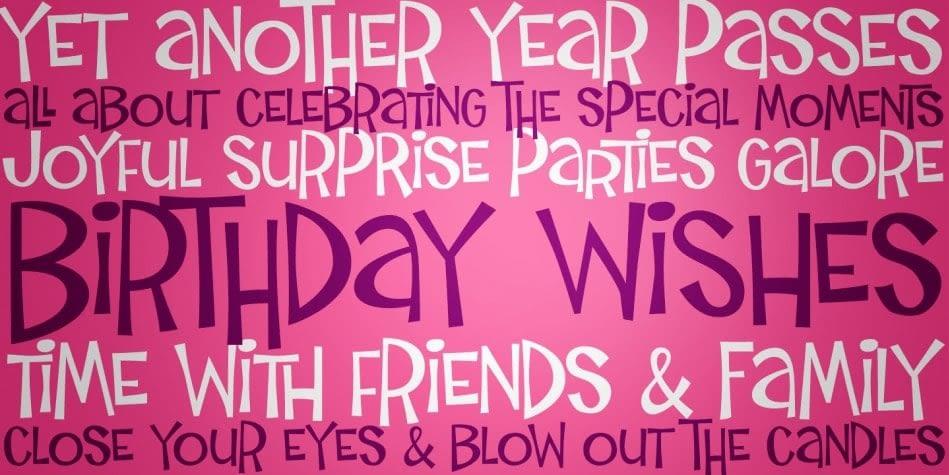 31. Birthday Wish min