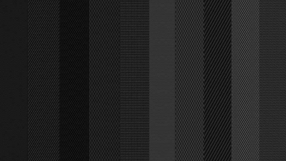10 free carbon fiber Photoshop patterns (Carbon Fiber Textures)