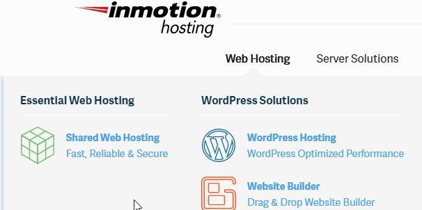 inmotion webhosting