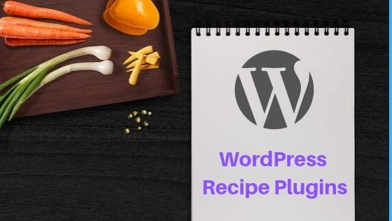 WordPress Recipe Plugins