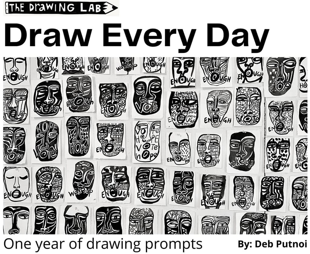 12. Drawing every day min