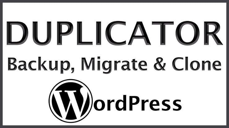 Duplicator WordPress Migration Plugin You Must Know