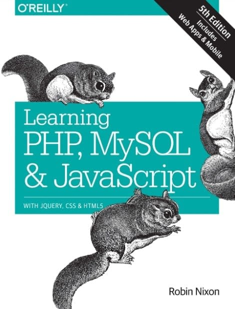 10. Learning PHP MySQL JavaScript With jQuery CSS HTML5
