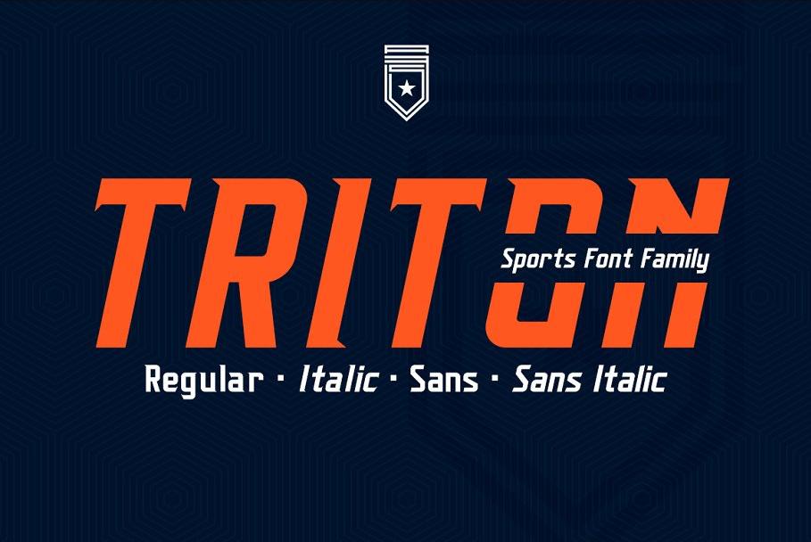 Triton graphic resources