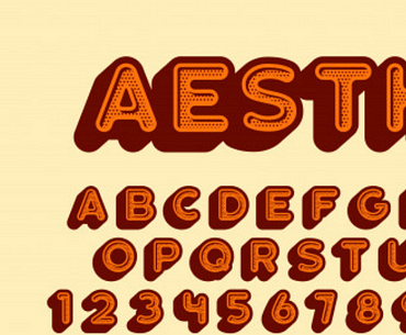 Aesthetic Fonts