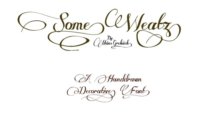 Some Weatz