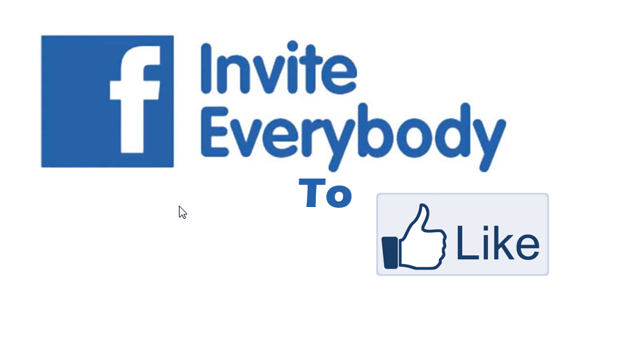 Inviting others to like your page