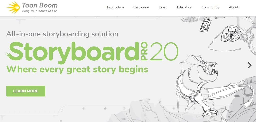 toonboom free animation software