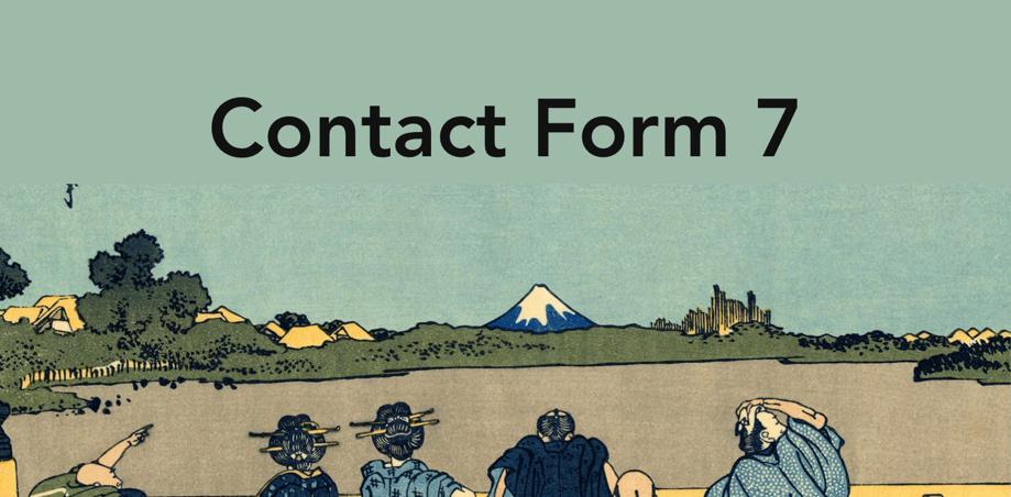 Contact Form 7 Plugins WordPress Plugins for Newbie