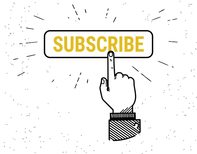 Increase subscribers - Webtopic