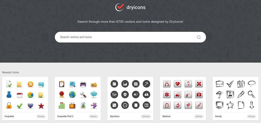 Free icons Download at dryicons