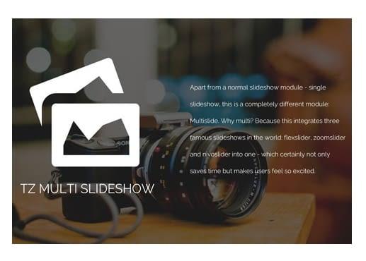 7th tz multi slideshow