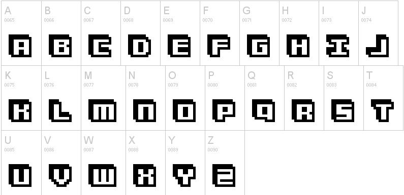3Dventure-font
