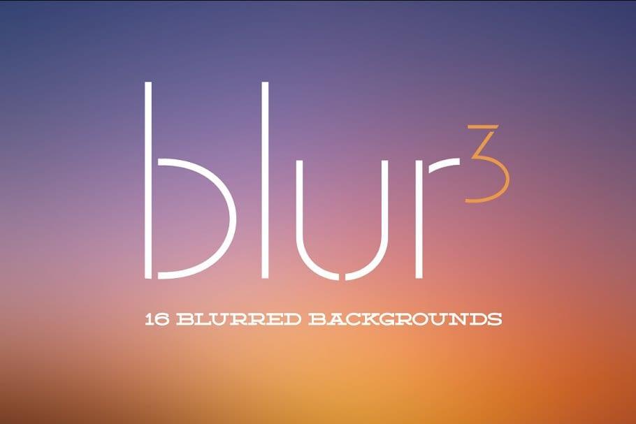 Blurred Gradient Backgrounds Gradients in Graphics Design