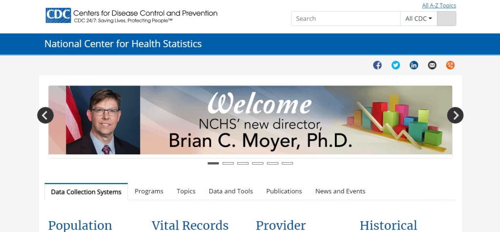 Health National Center fоr Health Statistics