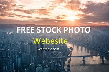 Free Stock Photo - Webtopic
