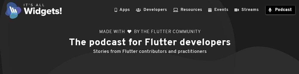 Flutter Podcast min