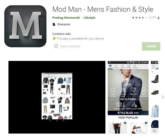 6. Men can also find the ideal outfit min