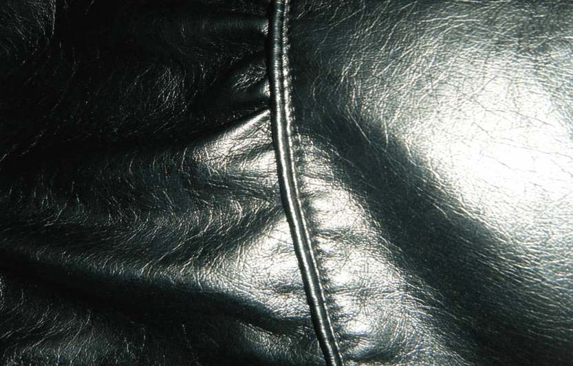 Black leather texture 2
