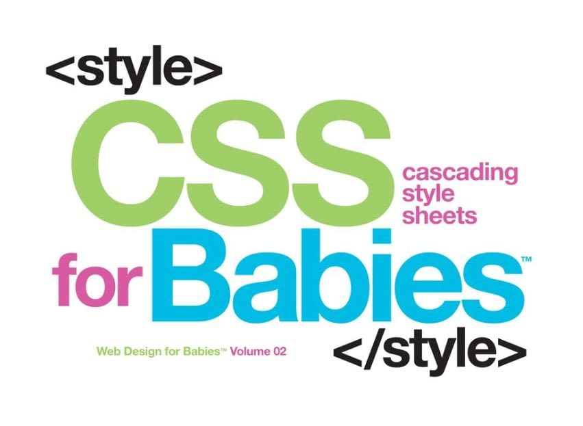 CSS for Babies eBook