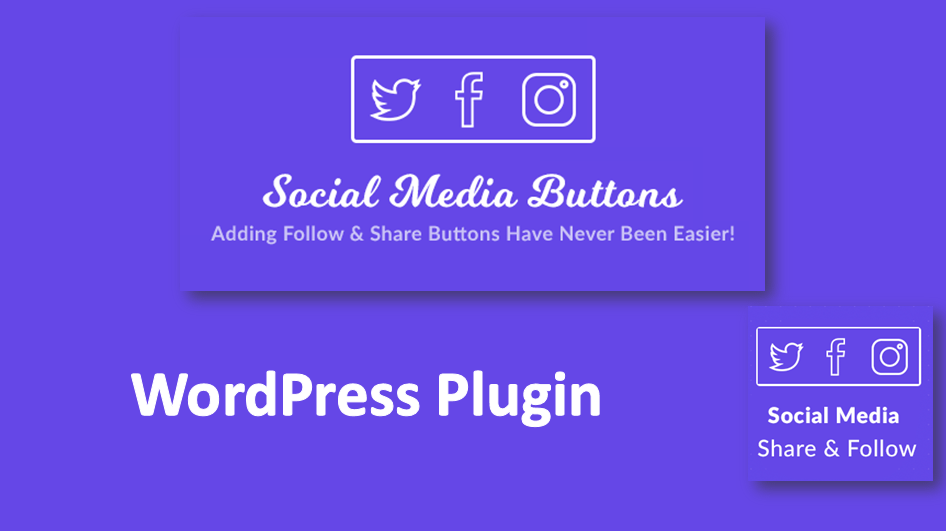 Share аnd Follow WordPress Plugins