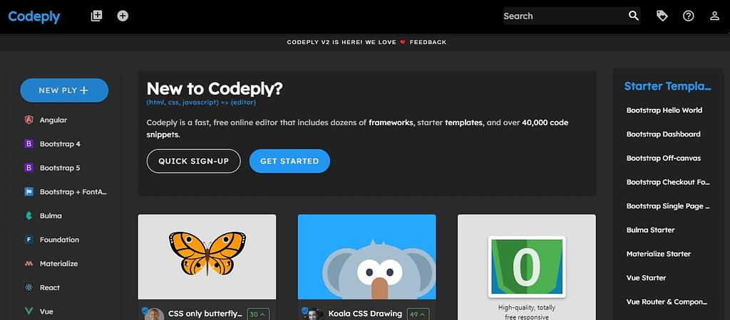 5. Codeply min
