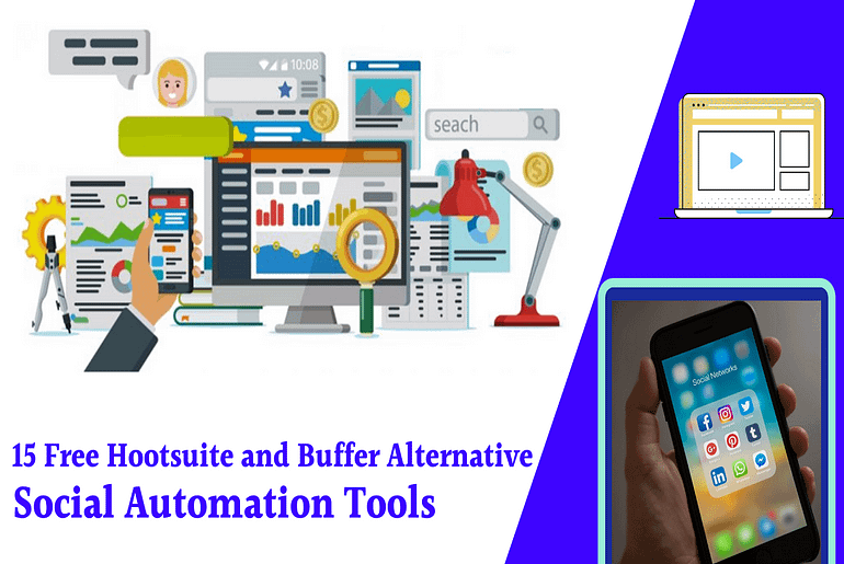15 Free Hootsuite and Buffer Alternative Social Automation Tools