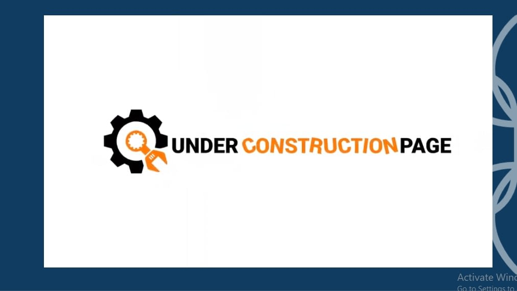 3rd Under Construction Page up