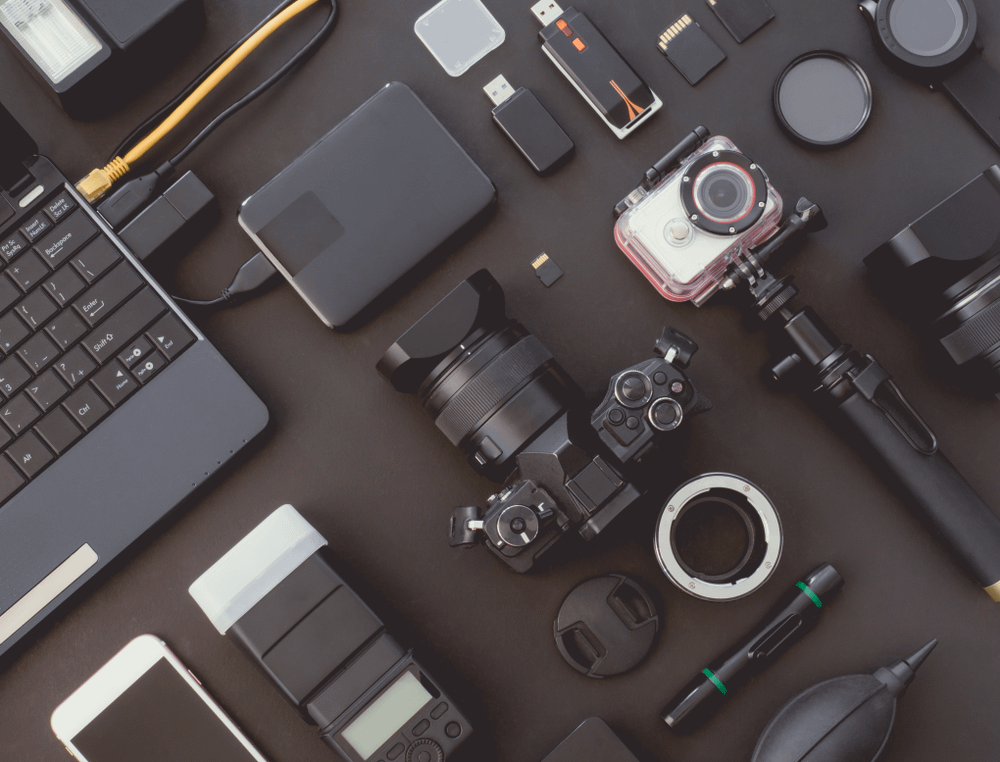 Good accessories for vlog - Webtopic