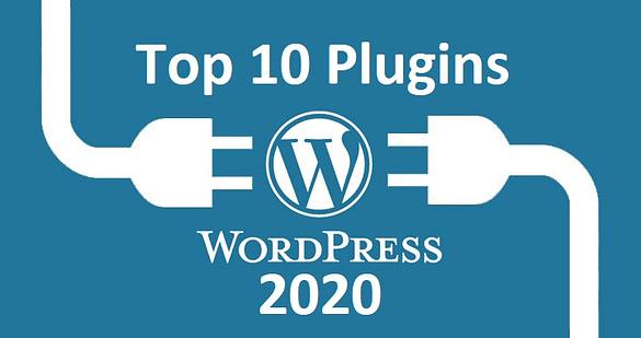 Top 10 Plugins For WordPress 2020 - Webtopic