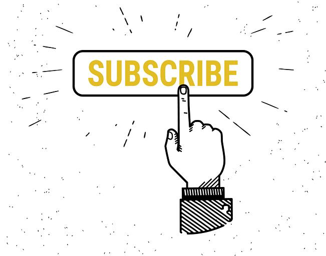 Increase subscribers - Webtopic