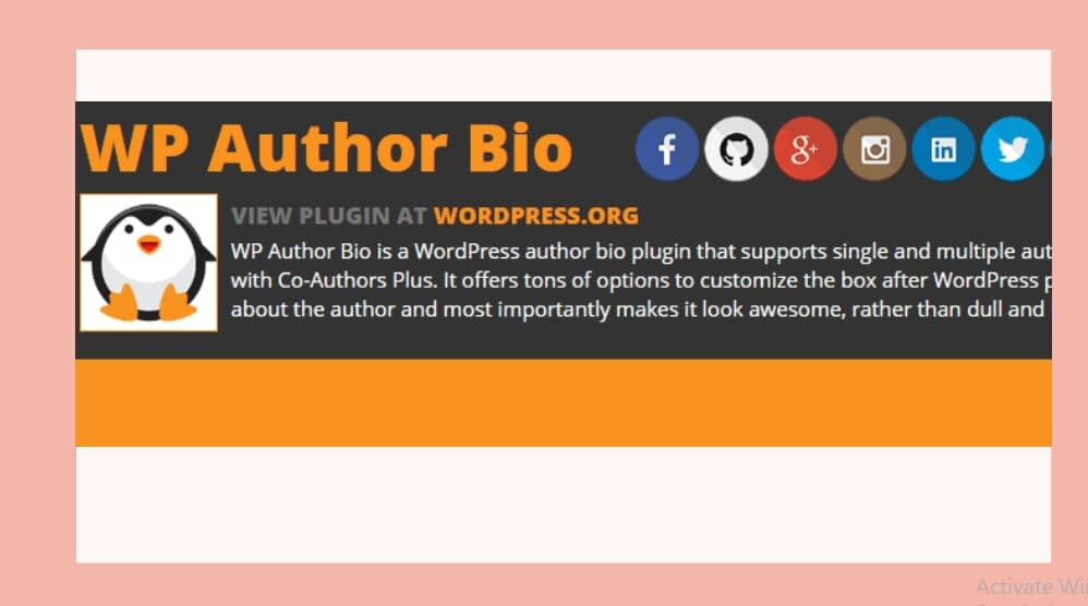 Top 10 Awesome WordPress Plugin to Add Author Box