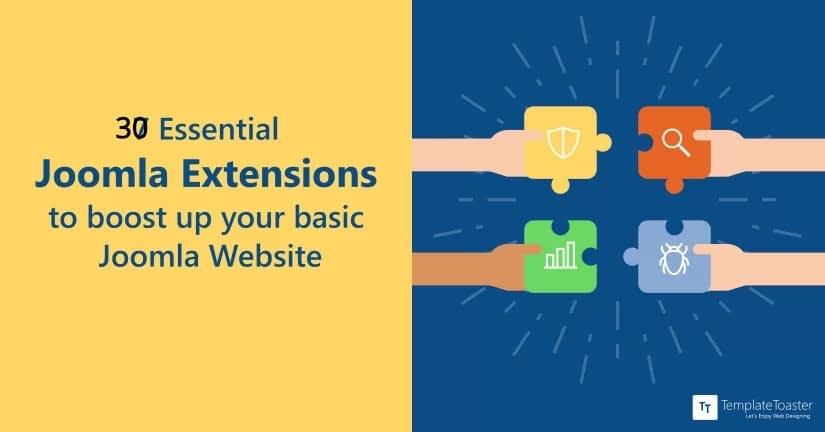 30 Incredible Joomla Extensions You Must Know