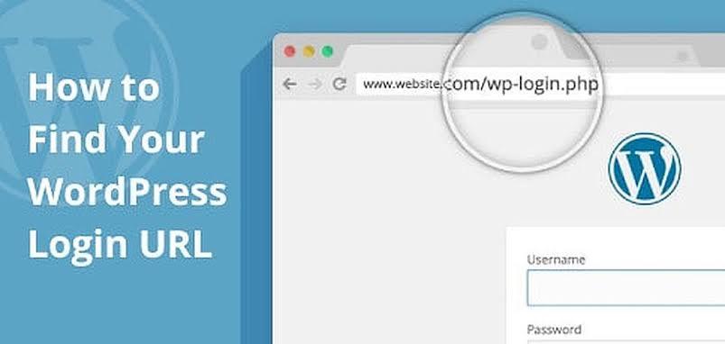 WordPress Login URL – How To Find It?